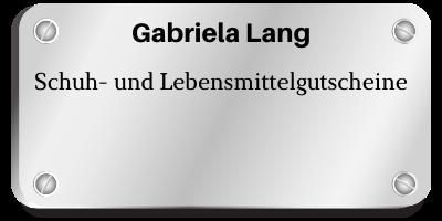 Gabriela Lang