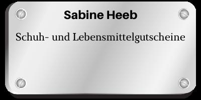 Sabine Heeb